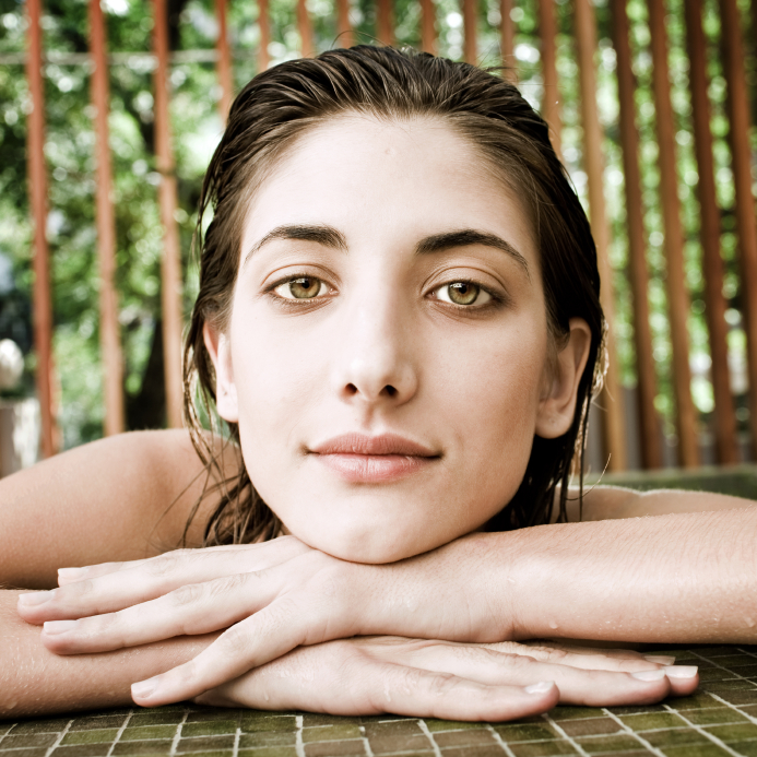 Jumpstart skin repair with more raw foods