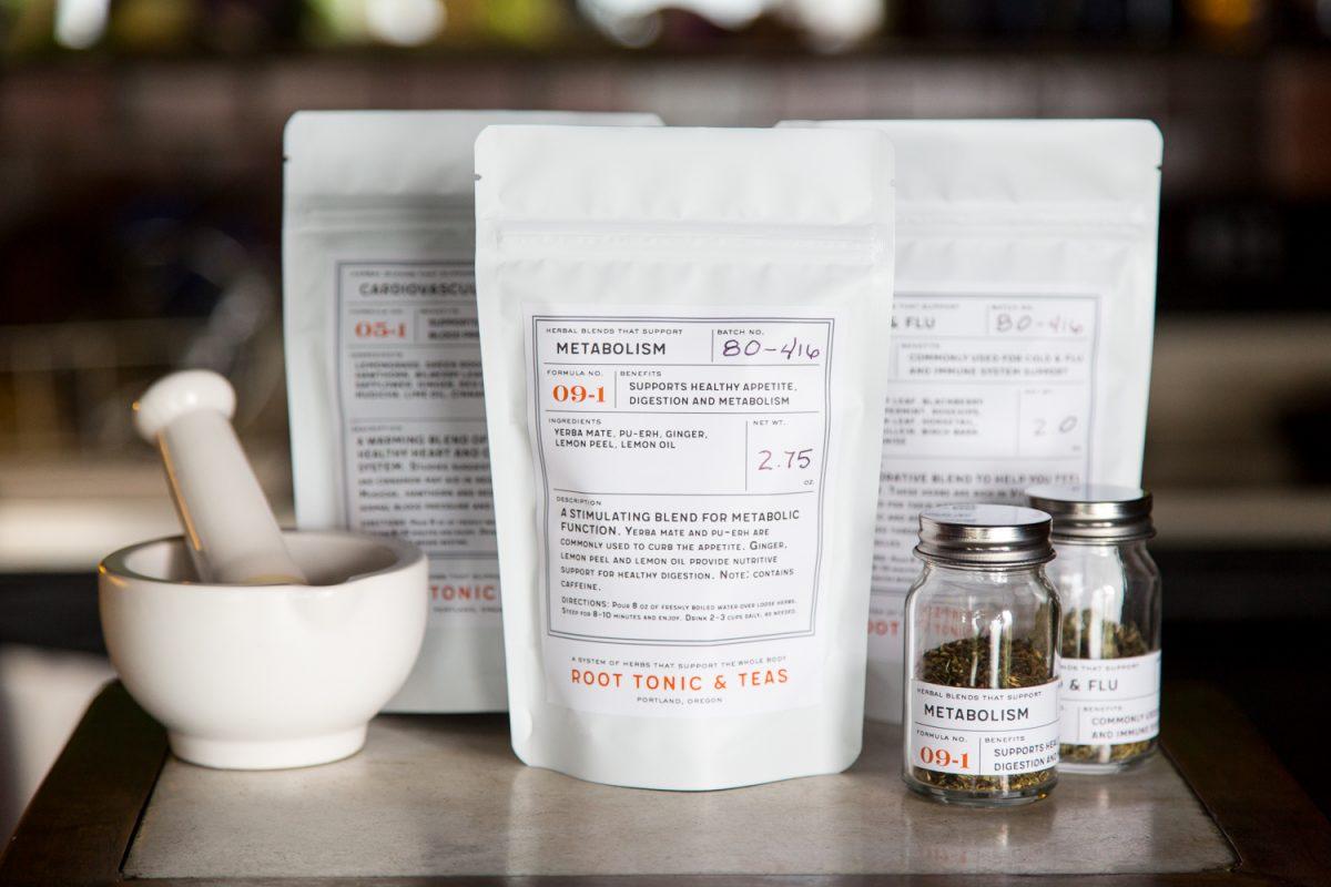 Root Tonic & Tea