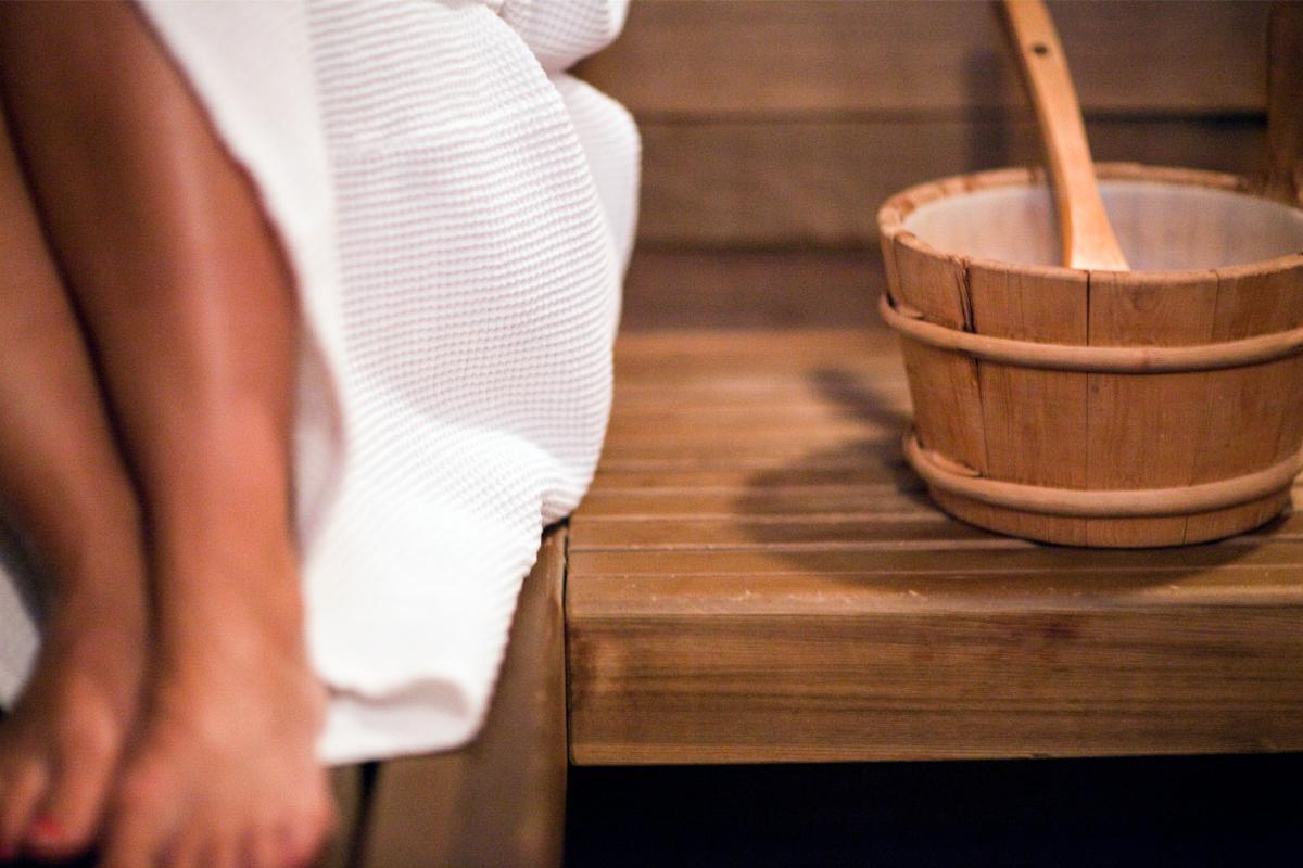 Make Sauna Part of Your Wintertime Ritual